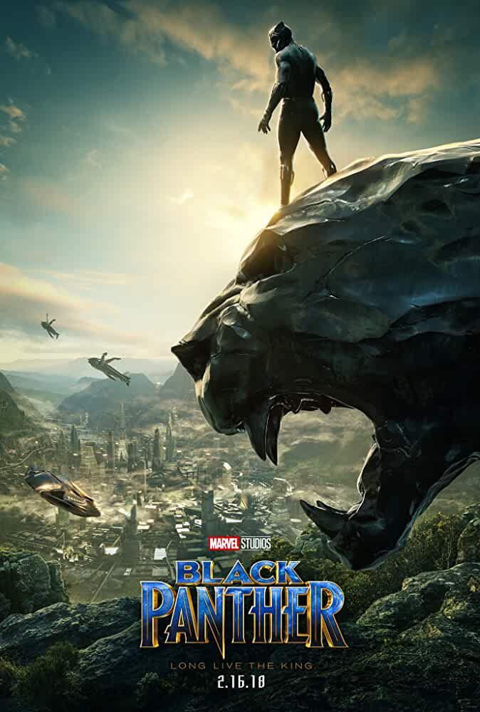 Black Panther 2018 Full Movie Hindi Dubbed HDCAM x264 AAC