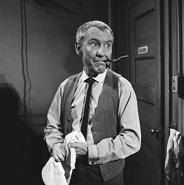 Burgess Meredith in The Twilight Zone (1959)