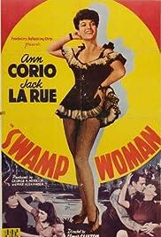 Swamp Woman Poster