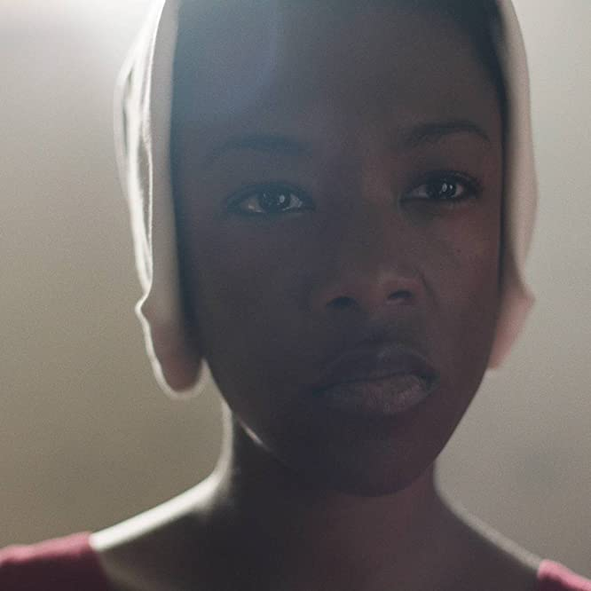 Samira Wiley in The Handmaid's Tale (2017)