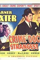 Image of The Crime Doctor's Strangest Case