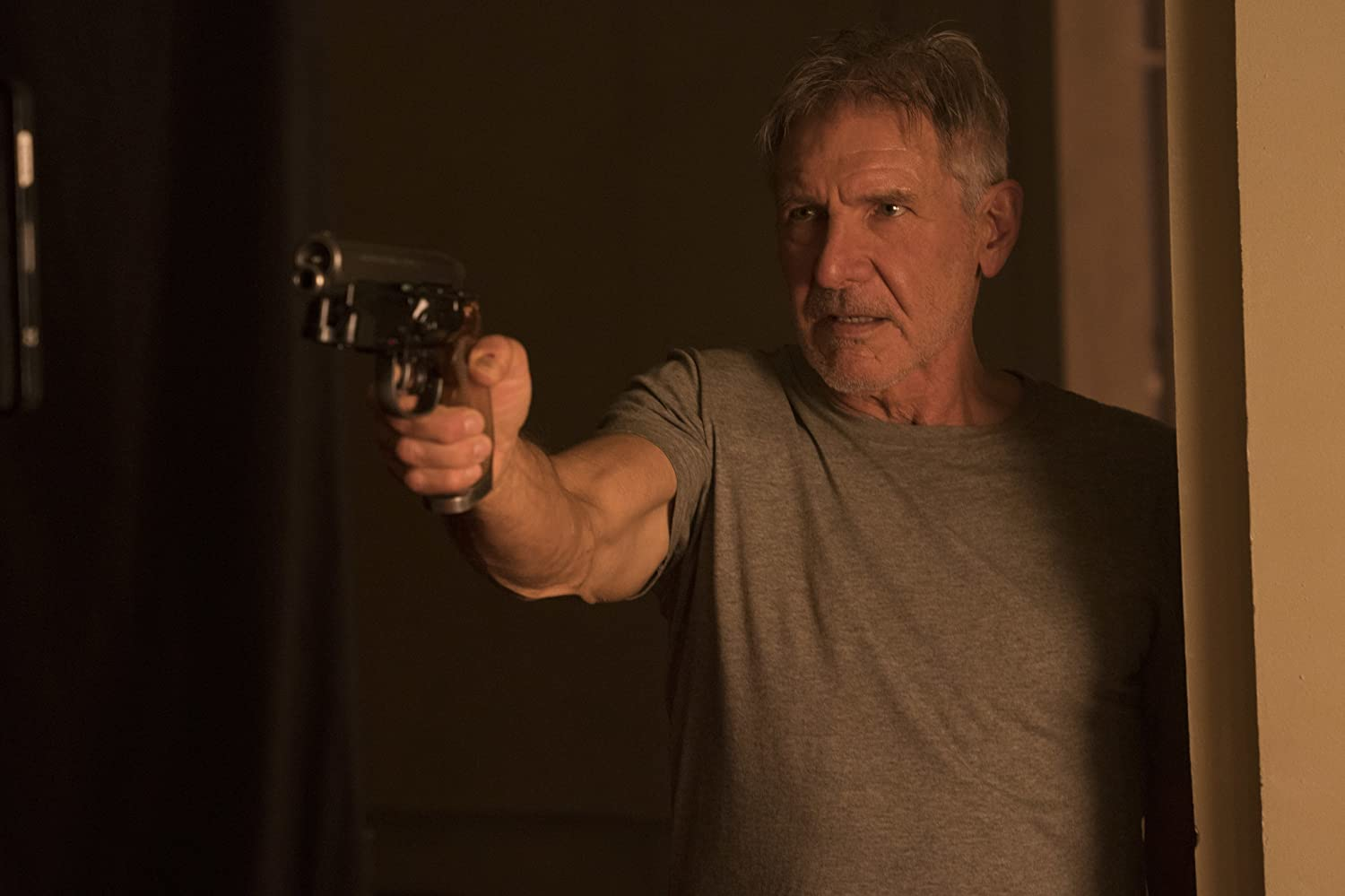 Harrison Ford in Blade Runner 2049 (2017)