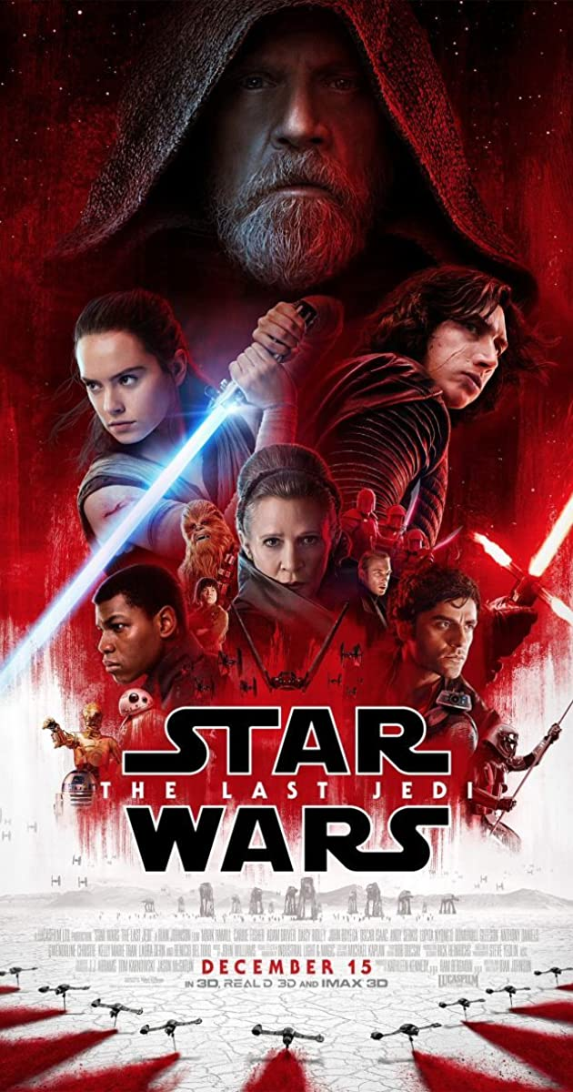 Star Wars: Episode VIII - The Last Jedi 2017