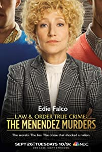 Edie Falco in Law & Order: True Crime (2017)