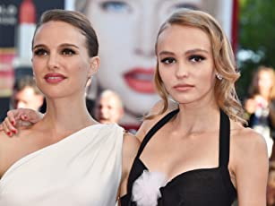 Natalie Portman and Lily-Rose Depp