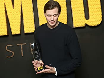 From the IMDb Studio at Sundance, Bill Skarsgård receives his 2018 IMDb STARmeter Award as a Fan Favorite for the prior year, in which he was named IMDb's No. 1 Breakout Star and No. 5 Top Star of 2017, in addition to starring as Pennywise the Clown in the blockbuster 'It.'