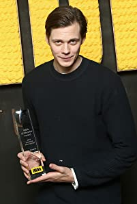 From the IMDb Studio at Sundance, Bill Skarsgård receives his 2018 IMDb STARmeter Award as a Fan Favorite.