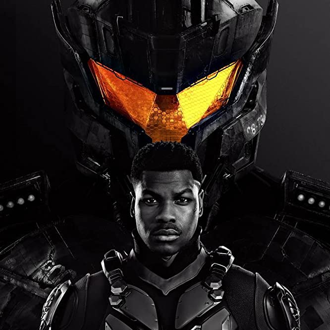 John Boyega in Pacific Rim Uprising (2018)