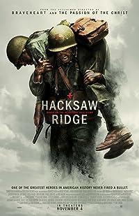 Hacksaw Ridge 2016 Poster