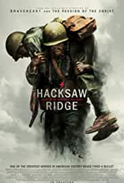 Hacksaw Ridge film poster