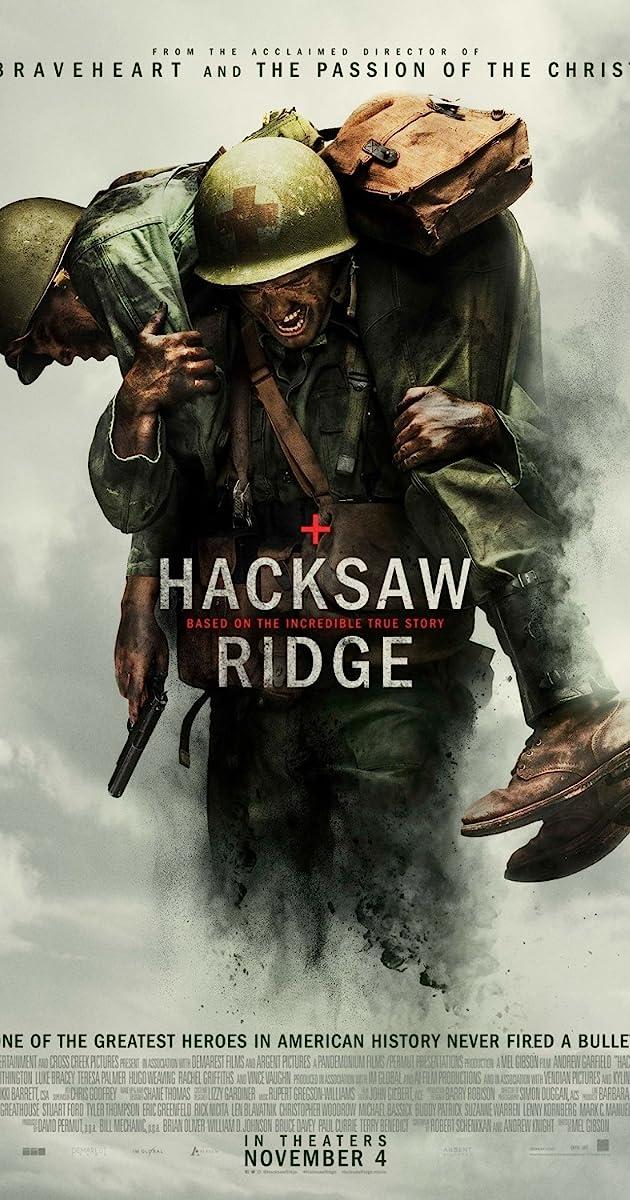 Pjūklo ketera / Hacksaw Ridge (2016) Online
