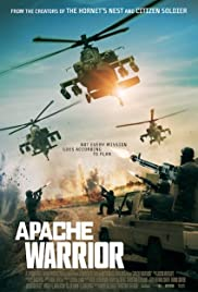 Apache Warrior Poster