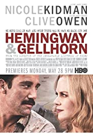 Hemingway & Gellhorn (2012) Poster - Movie Forum, Cast, Reviews