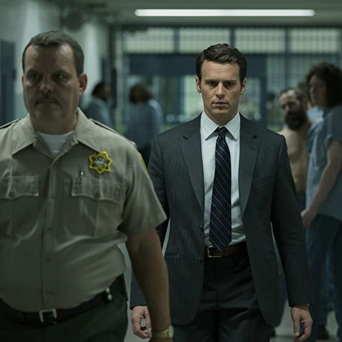Jonathan Groff in Mindhunter (2017)