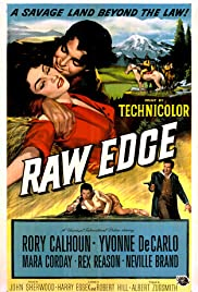 Raw Edge (1956) Poster - Movie Forum, Cast, Reviews