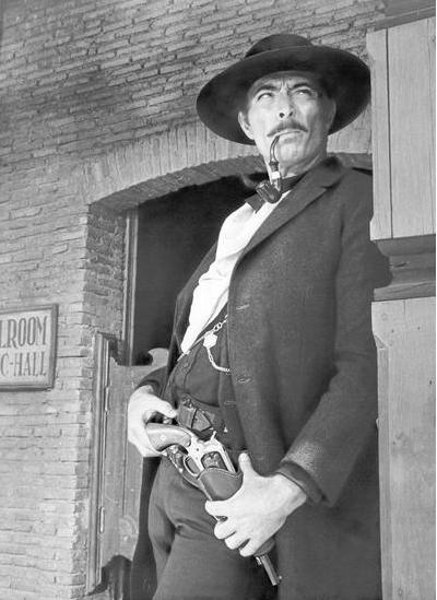 Lee Van Cleef in The Good, the Bad and the Ugly (1966)