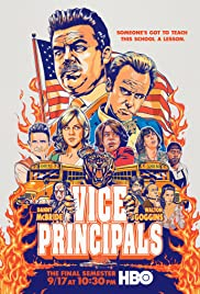 Vice Principals Poster - TV Show Forum, Cast, Reviews