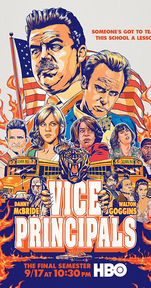 Vice Principals (TV Series 2016– ) 720p