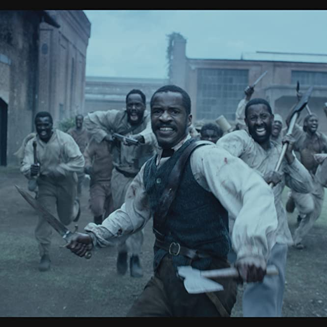 Colman Domingo, Chiké Okonkwo, and Nate Parker in The Birth of a Nation (2016)