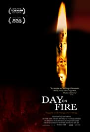 Day on Fire Poster
