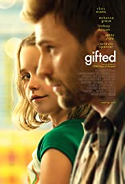 Gifted (2017) Poster - Movie Forum, Cast, Reviews