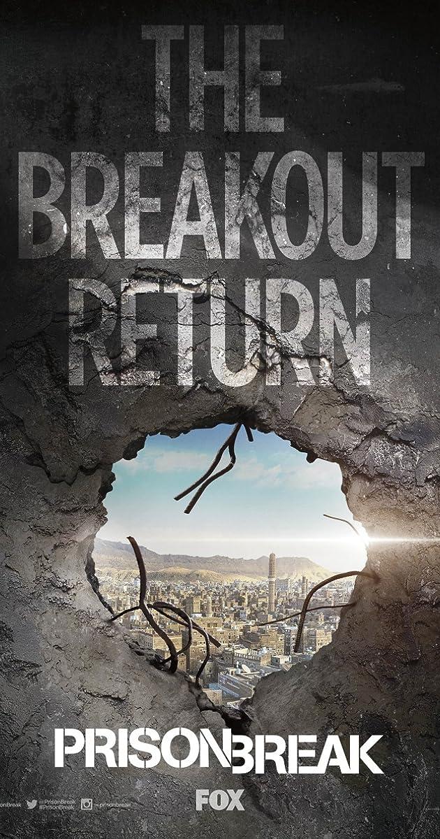 prison break sequel tv series 2017� imdb