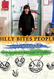 Billy Bites People Poster