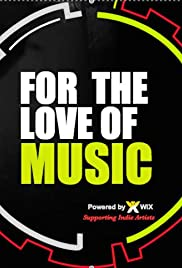 For the Love of Music Poster