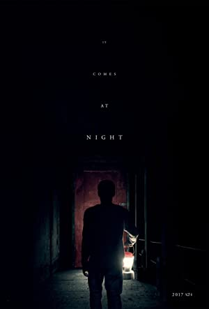 Poster It Comes at Night