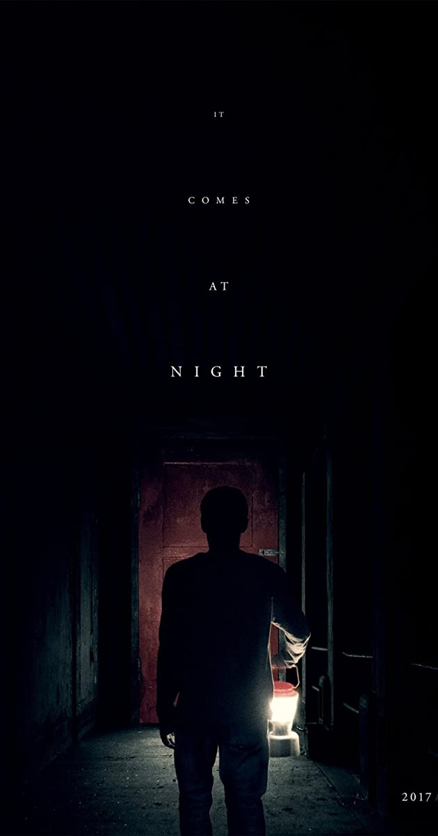 Ateina naktį / It Comes at Night (2017)