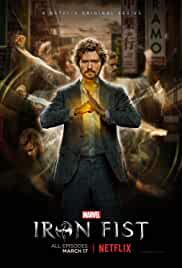 Iron Fist tv poster