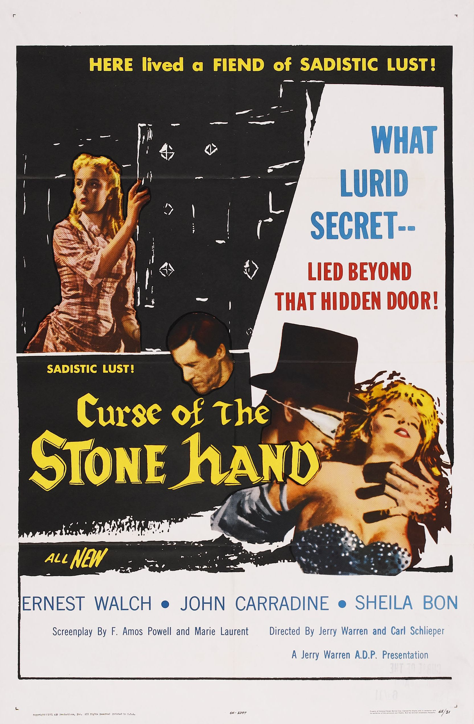 image Curse of the Stone Hand Watch Full Movie Free Online