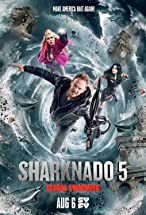 Primary image for Sharknado 5: Global Swarming