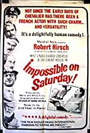Impossible on Saturday Poster