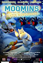 Muumien joulu Poster