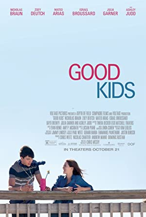 Good Kids Pelicula Poster