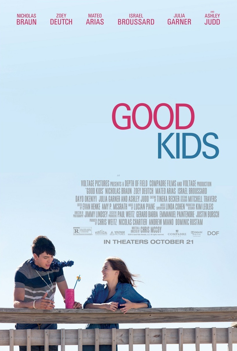 image Good Kids (2016/I) Watch Full Movie Free Online