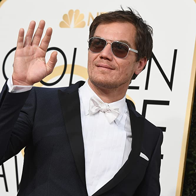 Michael Shannon at an event for The 74th Golden Globe Awards (2017)
