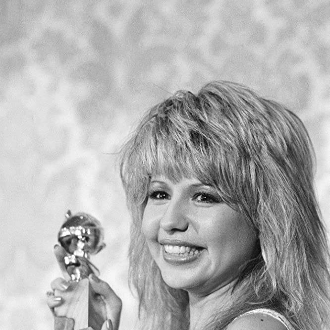 Pia Zadora at an event for The 39th Annual Golden Globe Awards (1982)