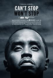 Can't Stop, Won't Stop: A Bad Boy Story Poster
