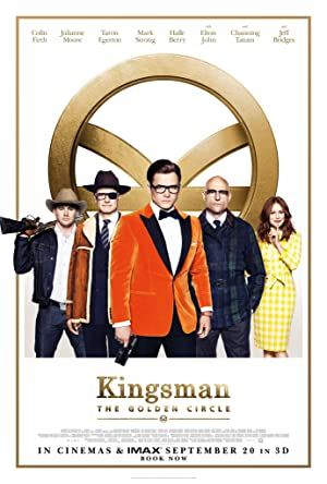 Bild von Kingsman: The Golden Circle