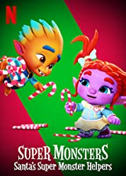 Super Monsters: Santa's Super Monster Helpers (2020) poster