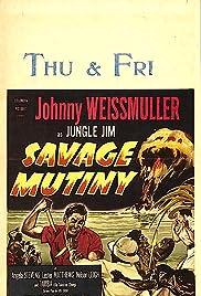 Savage Mutiny(1953) Poster - Movie Forum, Cast, Reviews