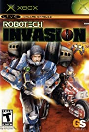 Robotech: Invasion Poster