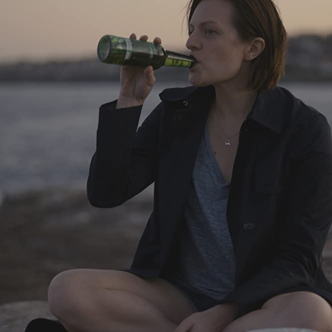 Elisabeth Moss in Top of the Lake (2013)