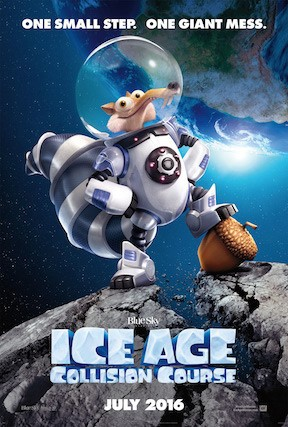 ICE AGE : COLLISION COURSE (2016) WebRip SUBTITLE INDONESIA MP4