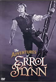 The Adventures of Errol Flynn Poster