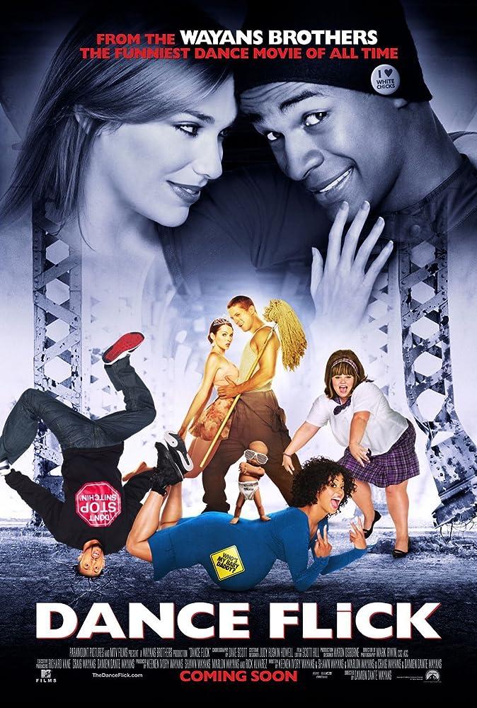 Dance Flick : Les fous de la danse  [2009]