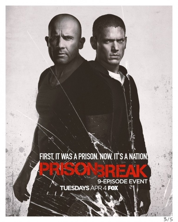 Assistir Prison Break Dublado e Legendado Online
