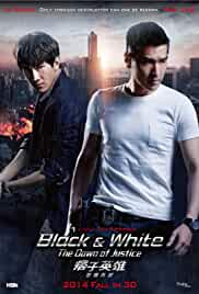 Black & White The Dawn of Justice (2014) 720p 1GB Uncut BRRip [Hindi (AC3 5.1) + Chinese] ESubs